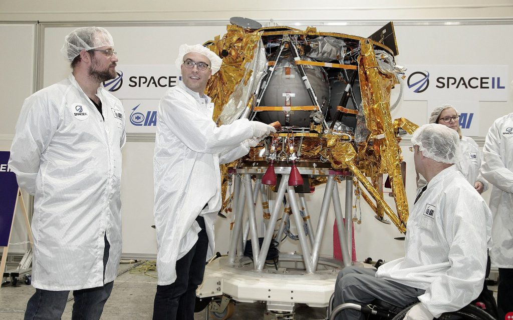 Israel set to launch spacecraft to Moon