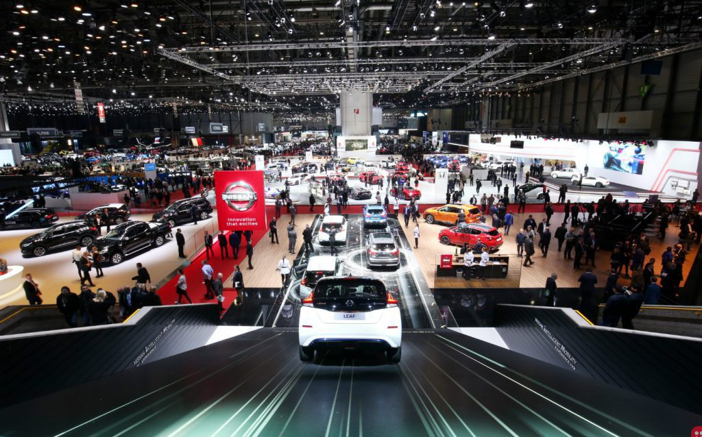 Highly anticipated Geneva Motor Show begins from 7 March