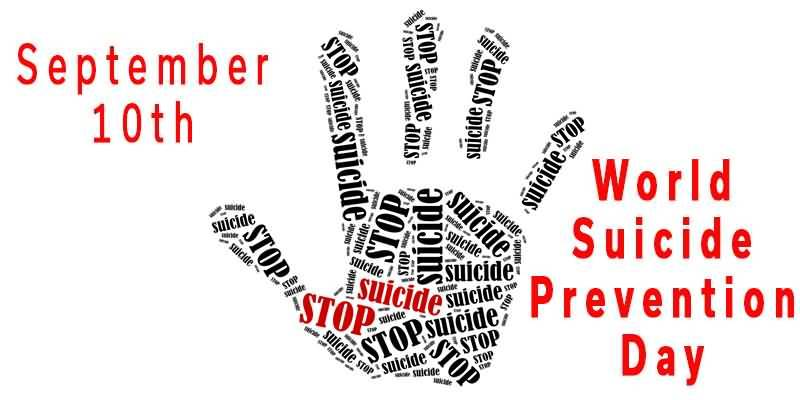 10th September is 'World Suicide Prevention Day' - Newsum