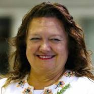 Gina Rinehart one of the richest woman in the world