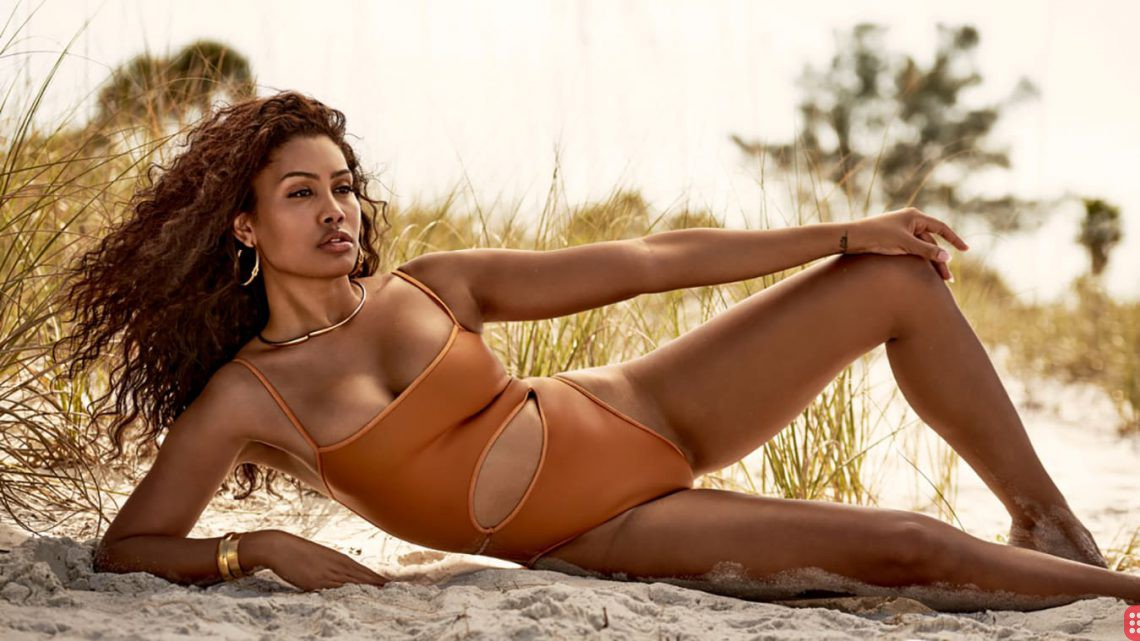 Models pose naked for Sports Illustrated Swimsuit Issue
